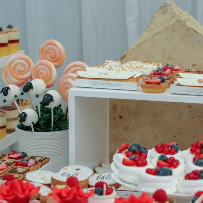 Flavours in the garden - little prince wedding_19
