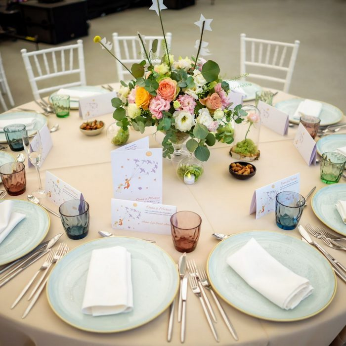 Flavours in the garden - little prince wedding_23